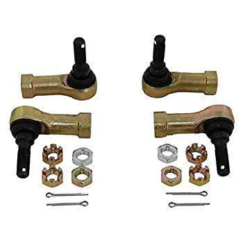 Cycle ATV - Inner and Outer Tie Rod Ends Both Sides fits Can-Am Outlander 500 650 800 R 1000 XT XMR Renegade Bombardier