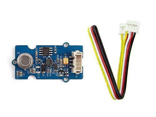 SeeedStudio Grove–Capteur de qualité de l'air V1.3/faible consommation d'énergie/haute sensibilité/Tiny Outline/réactif pour une Cible de large Scope de gaz/coût efficace/durable/Compatible avec 5V et 3,3V