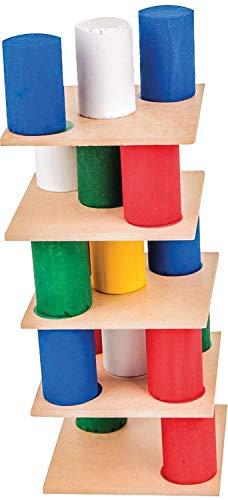 Torre Inteligente Carlu Brinquedos