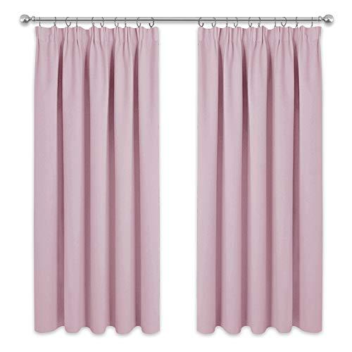 cortinas cortas habitacion juvenil niña