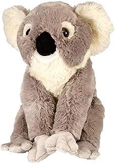 "Wild Republic 10908 Koala, Stuffed Animal, Plush Toy, Gifts for Kids, Cuddlekins, 12"""