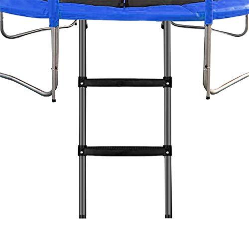 CalmMax Trampoline Ladder, Universal Trampoline Accessories, Easy to Install, Safety and Sturdy Ladder, Designed for Chidren