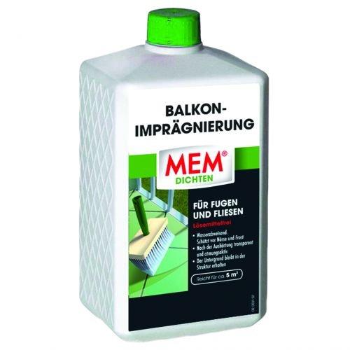 MEM 500290 Balkon-Imprägnierung 1 I