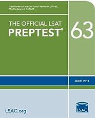 The Official LSAT PrepTest 63--June 2011 LSAT