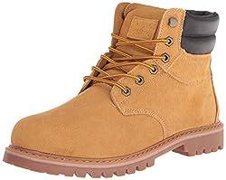 KINGSHOW Men's 1366 Water Resistant Premium Work Boots