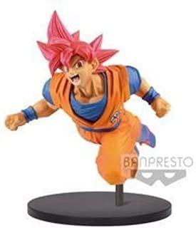 Banpresto BP35807 Dragonball Super Son Goku FES Vol.9 A: Super Saian God