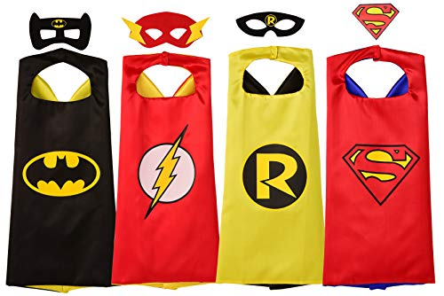 DC Comics Super Hero Cape Sets