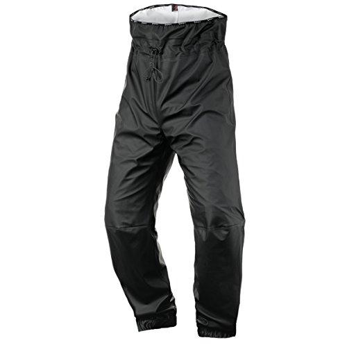 Scott Ergonomic Pro DP Motorrad/Fahrrad Regenhose schwarz 2020: Größe: L (50/52)