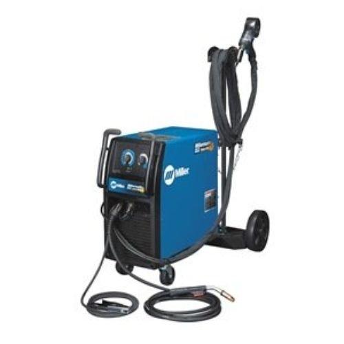 MIG Welder, Wheeled, 208/230VAC