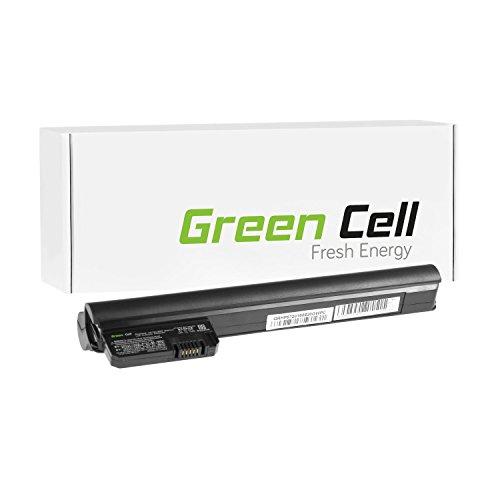 Green Cell® Extended Serie Batería para HP Mini 210-1131SS Ordenador (6 Celdas 4400mAh 10.8V Negro)
