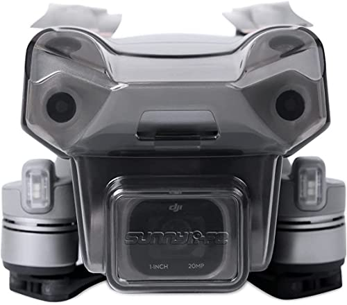 Prodrocam Objektivdeckel für DJI Air 2s / Mavic 2s Drohne Protector 360 ° Gimbal Cap Cover- Cardan Abdeckung Schutzzubehör für DJI Air 2s Fly More Combo