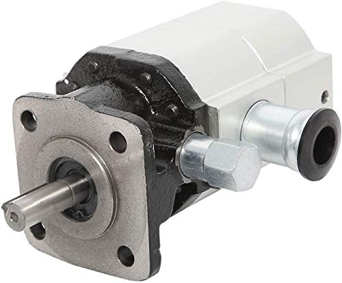 Yaegoo 13GPM 2Stage Hydraulic Log Splitter Pump, 3000PSI