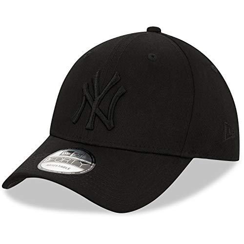 New Era 9Forty Snapback Cap - MLB New York Yankees schwarz