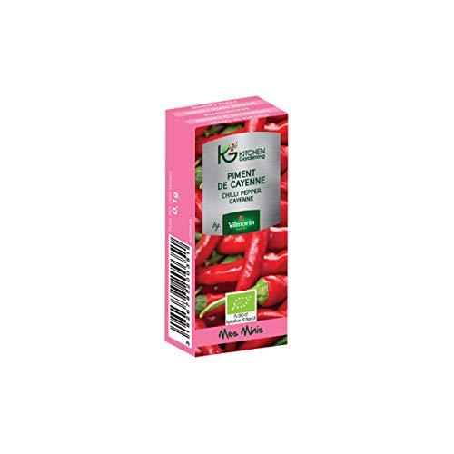 Vilmorin Kitchen Gardening - Piment de Cayenne