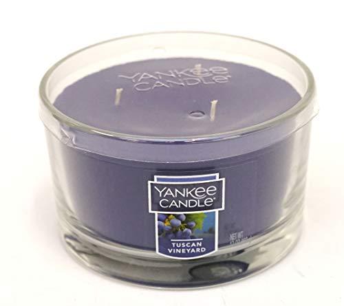Yankee Candle 3-Wick 17oz Jar Candle Tuscan Vineyard
