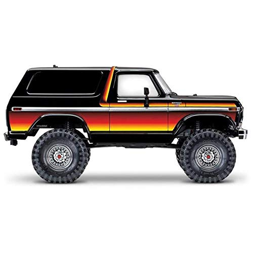 Traxxas Ford Bronco Brushed 1:10 RC Modellauto Elektro Crawler Allradantrieb (4WD) RTR 2,4 GHz