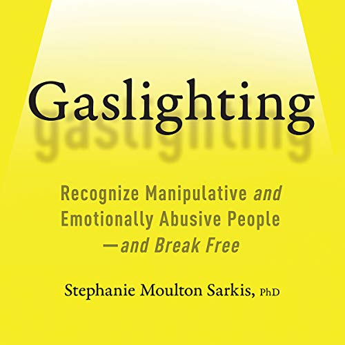 Page de couverture de Gaslighting