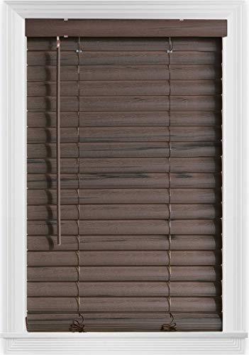 Bali Blinds 76-4100-03 Window Covering, 31' X 64', Coffee