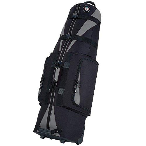 Golf Travel Bags Unisex Caravan 3.0 Bag, Black with Slate...