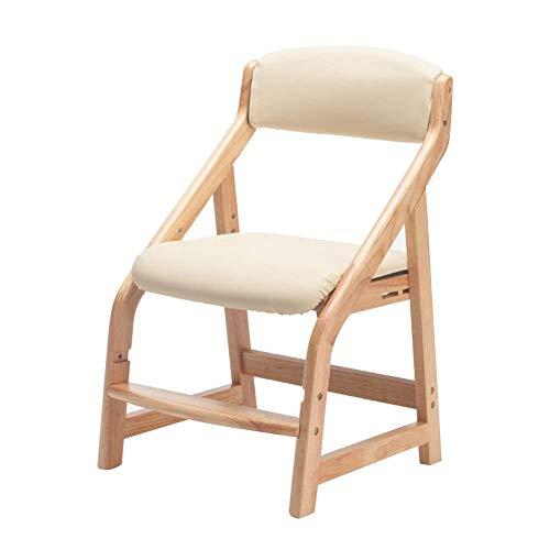ZCXBHD PU-lederen kinderstoel/kinderbureau stoel/stoel voor thuis/computer tafel/tafel 2 kleuren, wit