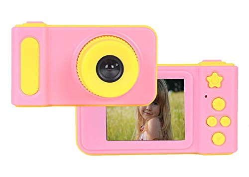 SUPER TOY Kids Digital Camera with 2 Inch Screen Child Real Camera for Childrens Cute Digital Camcorder Video Recorder