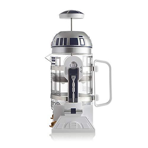 Coffee Pot 960ml Home Mini Handmatige Koffiemachine Frans Geperst Draagbaar koffiezetapparaat Turkse koffie