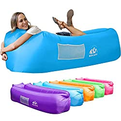 top rated Wekapo Inflatable Lounger Air Sofa Hammock – Portable, Waterproof, Leak Design – Perfect… 2021