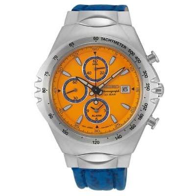 [セイコー]SEIKO 腕時計 メンズ ジウジアーロ・デザイン リミテッドエディション マッキナ・スポルティーバ 流通限定モデル シエナ・オレンジ SNAF83PC