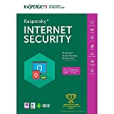 KASPERSKY INTERNET SECURITY 2017 3 DEVICES WINDOWS MAC ANDROID IOS RETAIL SEALED