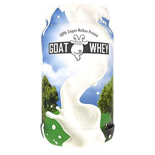 LSP Sports Nutrition Goat Whey (Ziegen Molken Protein) Neutral, 600 g