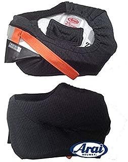 Arai Cheek Pads for RX-Q, Corsair V, Signet-Q helmets - 30mm