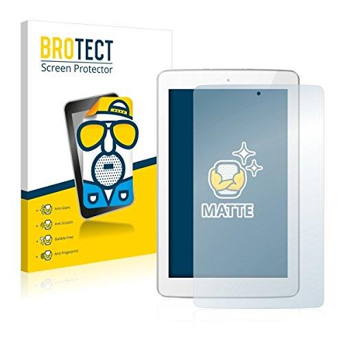 2X BROTECT Matt Bildschirmschutz Schutzfolie für Odys Junior Tab 8 Pro (matt - entspiegelt, Kratzfest, schmutzabweisend)