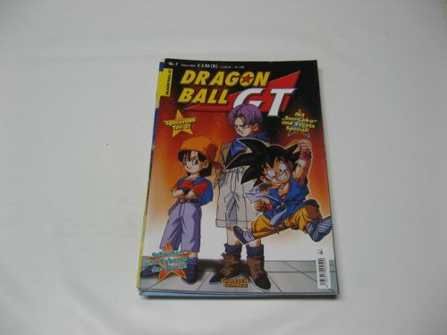 Dragon Ball GT TB 7