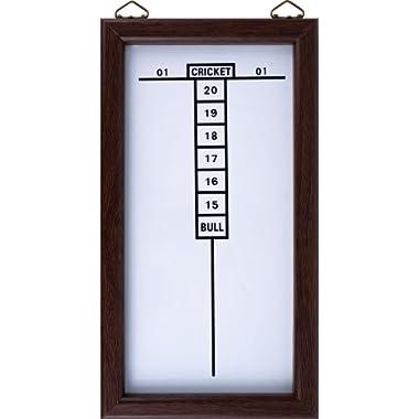 Trademark Gameroom Dry Erase Dartboard Cricket Scoreboard