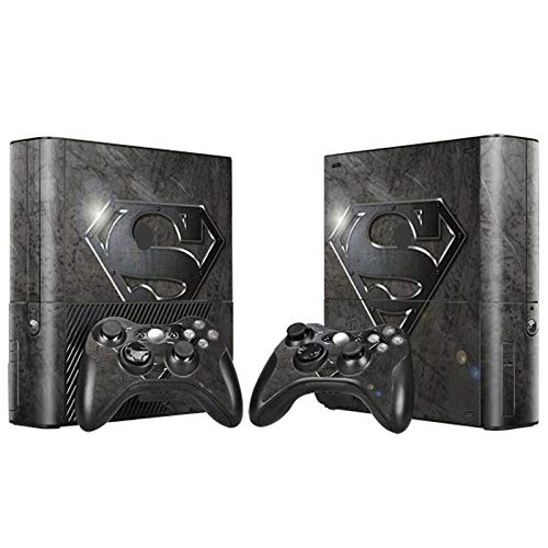Dc Joker Batman And Superman Film Skin Sticker Decal For Xbox 360 E Console And Controllers Skins Stickers For Xbox360 E Vinyl
