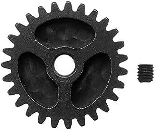 VIDOO Acero Inoxidable RC Coche Grande Engranaje con Engranaje Biselado para Wpl 1//16 B1 B16 B24 B24Zh C14 C24 Mn90 Modelos