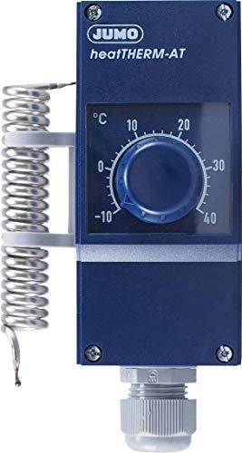 Jumo Raumthermostat 60/60003191-10 bis 40C Temperaturschalter 4053877008583