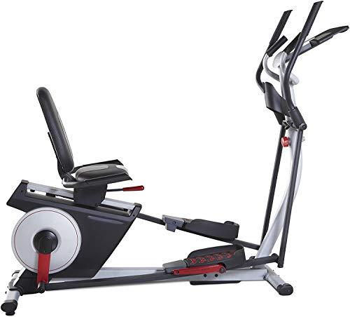 no bland Crosstrainer Maschine – Fitness & Workout Home Gym Equipment – Elliptisch, Spin Bike & Heimtrainer für Zuhause Multi Gym