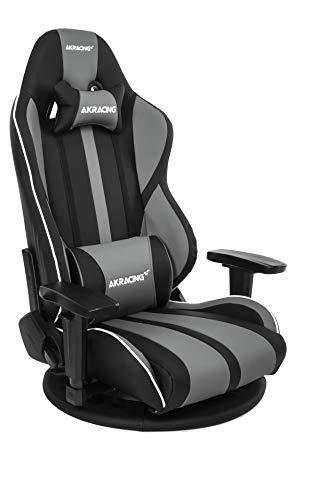 AKRacing ゲーミング座椅子 極坐(ぎょくざ)V2 灰色 Gyokuza V2 Grey