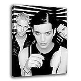 Poster, Musikalben, Placebo, Brian Molko, Tapete, Leinwand,