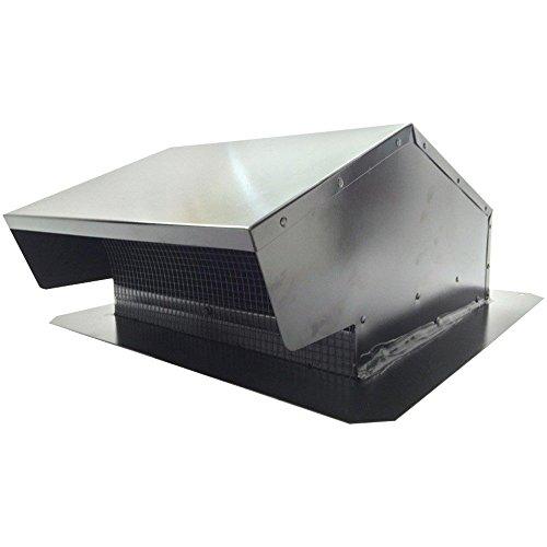 BUILDERS BEST 12634 Roof Cap Flush, 6-8\