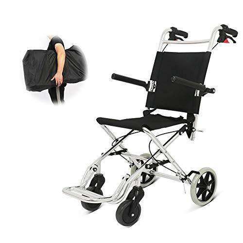 WY-CHAIR Rollstuhl faltbar Transportstuhl17