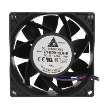 Delta FFB0912SH-F00 92x25mm Extreme Hi Fan