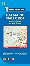 Plano Plegable Palma De Mallorca (Planos Michelin)