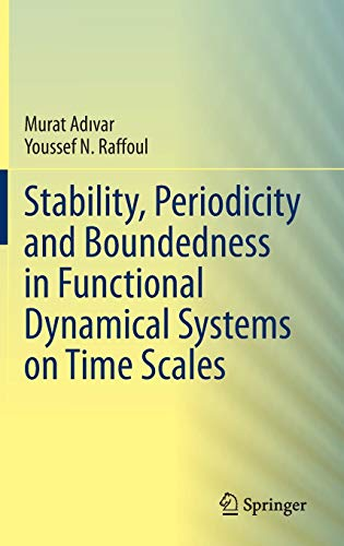 Stability, Periodicity and Boundedness in Functional Dynamical Systems on Time Scales