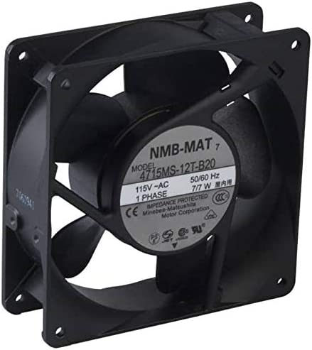 FAN AXIAL 119X38MM 1 year warranty 115VAC TERM Recommendation 5 Pack of