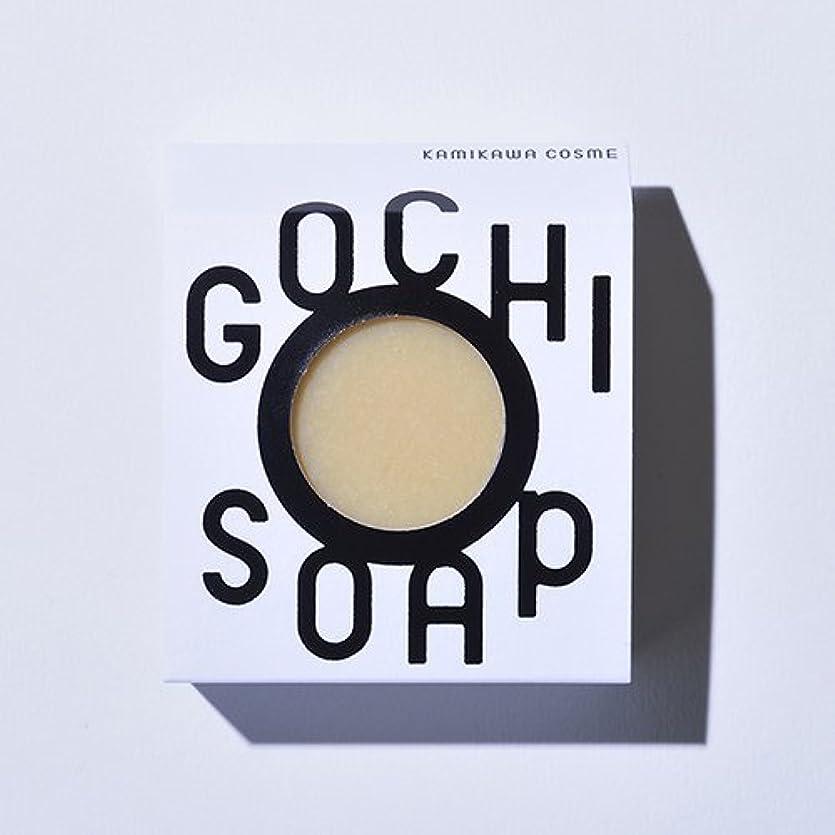 鏡討論勉強するGOCHI SOAP ゴチソープ 山路養蜂園の蜂蜜ソープ