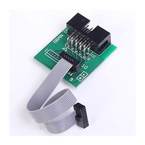 ARCELI Downloader-Kabel Bluetooth 4.0 CC2540 ZigBee CC2531 Sniffer USB-Dongle BTool Programmer Wire Herunterladen Programmieranschluss