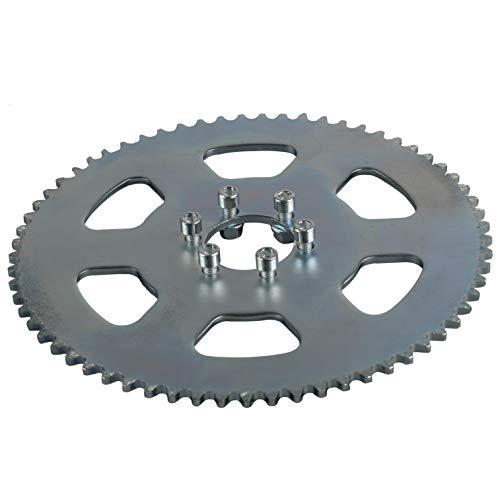 Fuerduo #35 37mm 65T Chain Rear Sprocket for Go Kart Mini Bike ATV Drift Trike