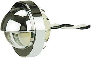Blazer B165 LED Round Snap-In License/Utility Light